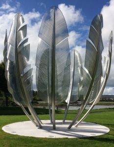 Kindred Spirits Sculpture in Ireland